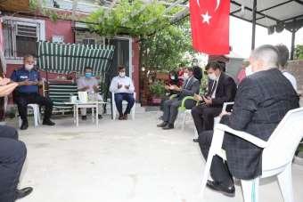 Şehit Ömer Halisdemir Burdur'da dualarla anıldı