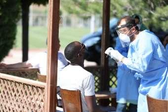 Sivasspor 12. kez korona virüs testinden geçti