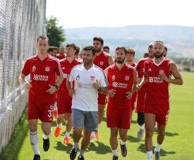 Sivasspor, Gençlerbirliği maçına hazırlanıyor
