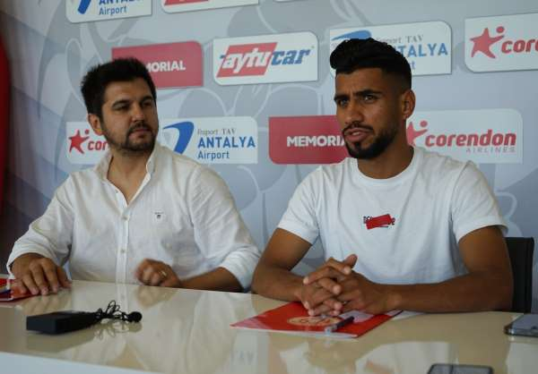 Houssam Eddine Ghacha, FTA Antalyasporda