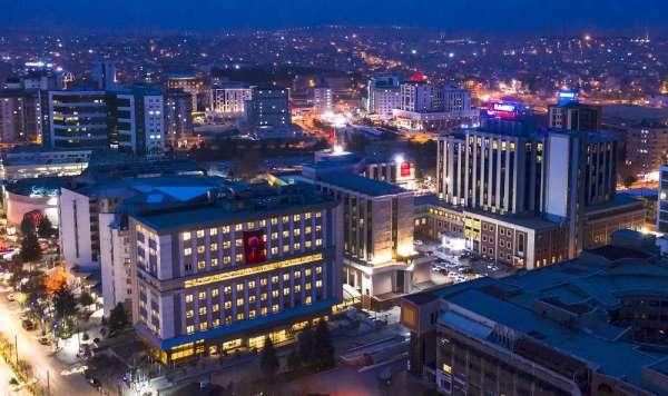 SANKO Üniversitesi 198 üniversite arasında 8nci sırada yer aldı