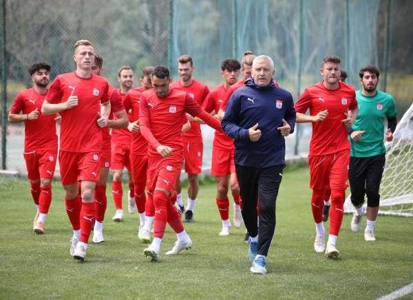 Sivasspor sezona iddialı hazırlanıyor