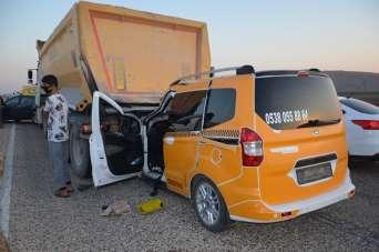 Hatay'da 7 araçlı zincirleme kaza: 1 asteğmen öldü, 6 kişi yaralandı