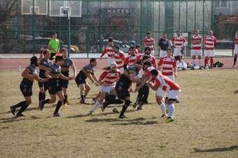 Trakya Ragbi, 15'li Ragbi Ligi şampiyonu oldu