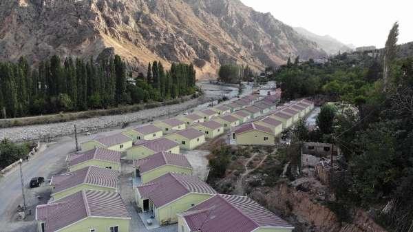 Yapılacak baraj nedeniyle sular altında kalacak Yusufeli'nde kamulaştırmalar baş