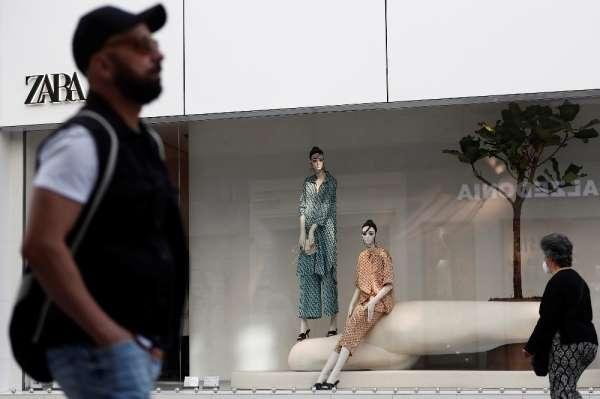 Zara'nın sahibi Inditex, satışlarını artırdı