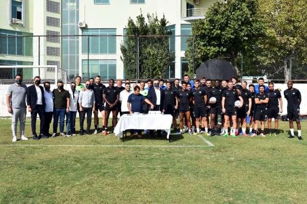 Denizlispor, Gençlerbirliği maçına hazırlanıyor