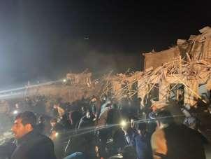 Ermenistan ordusu, Azerbaycan'ın ikinci büyük kenti Gence'ye füze saldırısı düze