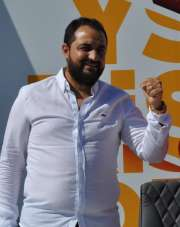 Kayserispor'da Süleyman Akın istifa etti