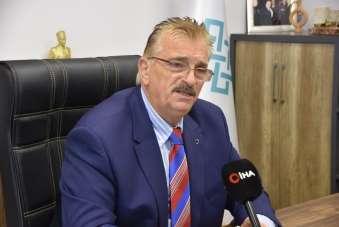 Sinop İl Kültür ve Turizm Müdürü Hikmet Tosun'dan duygusal veda