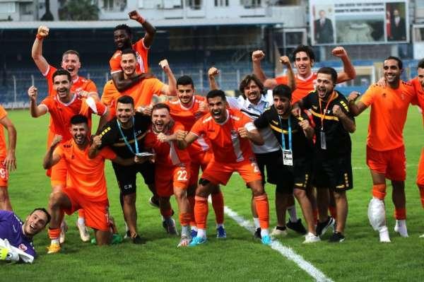 TFF 1. Lig: Adanaspor: 5 - Altınordu: 2