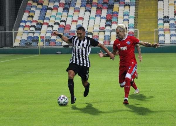 TFF 1. Lig: Altay: 1 - Adana Demirspor: 0