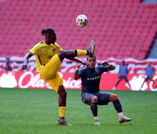 TFF 1. Lig: Samsunspor: 0 - İstanbulspor: 3