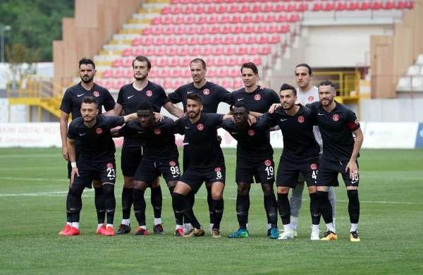 TFF 1. Lig: Ümraniyespor: 1 - Ankara Keçiörengücü: 2