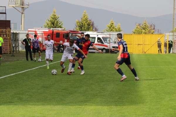 TFF 3. Lig: Gölcükspor: 0 - İçel İdman Yurdu Spor Kulübü: 0