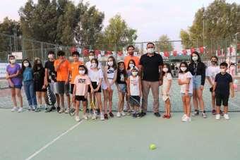 Toroslar'da 'Cumhuriyet Kupası Tenis Turnuvası' başlıyor