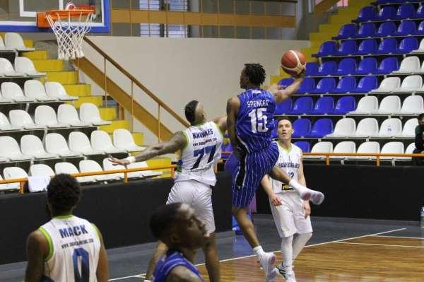 Türkiye Basketbol Ligi: Balıkesir BŞB: 90 - Kocaeli Büyükşehir Belediye Kağıtspo