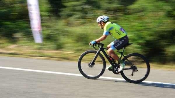 Türkiye Masterlar Bisiklet Yol Şampiyonası başladı