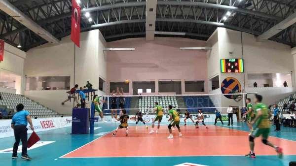 Efeler Ligi: Bingöl Solhan Spor: 0 - Arkas Spor: 3