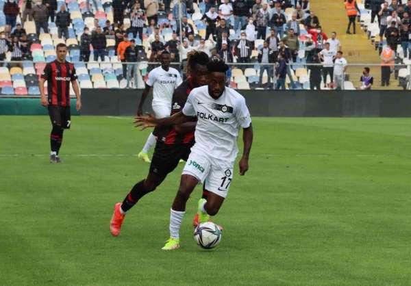 Süper Lig: Altay: 0 - Fatih Karagümrük: 1
