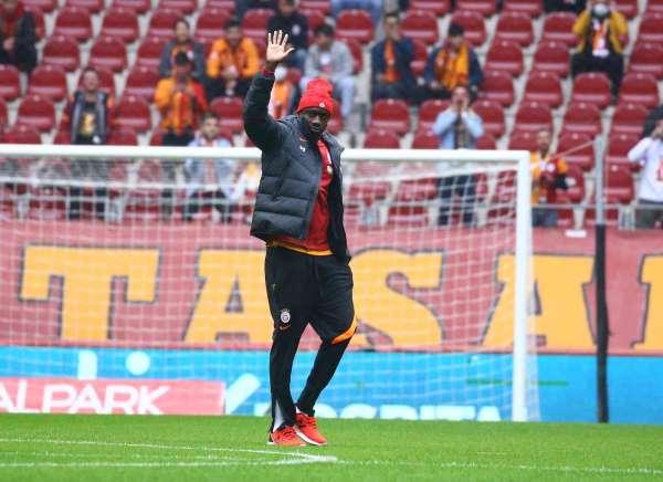 Süper Lig: Galatasaray: 1 - Konyaspor: 0