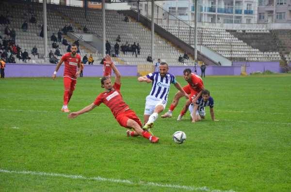 TFF 3. Lig: 52 Orduspor FK: 0 - Bayrampaşa: 0