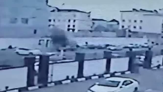 Rusya'da İntihar Saldırısı