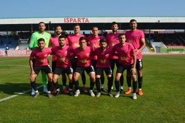 Isparta 32 Spor, evinde 3 golle 3 puanı aldı