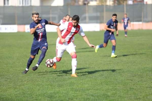 TFF 2 Lig: Hekimoğlu Trabzon: 0 - Samsunspor: 5