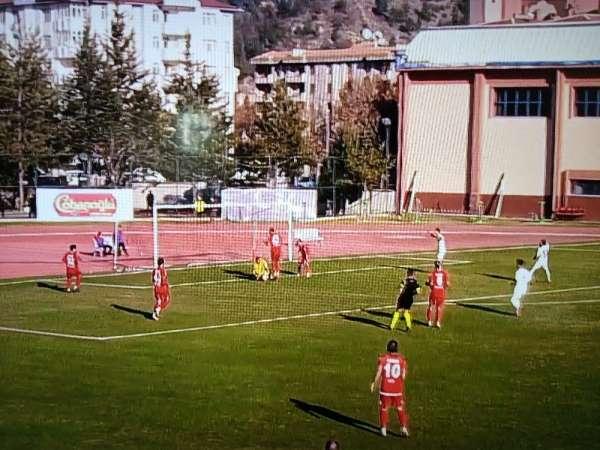 TFF 2. Lig Kırmızı Grup: GMG Kastamonuspor: 0 - Van Spor FK: 3