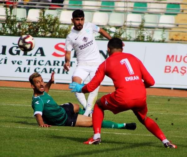 TFF 3 Lig: Muğlaspor:1 - Malatya Yeşilyurt Belediyespor:0