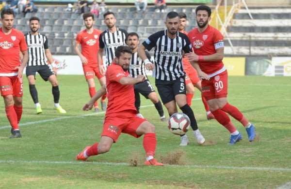 TFF 3 Lig: Nazilli Belediyespor: 4 Nevşehir Belediyespor: 0