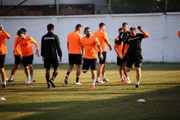 Adanaspor'da Bursaspor hazırlıkları sürüyor
