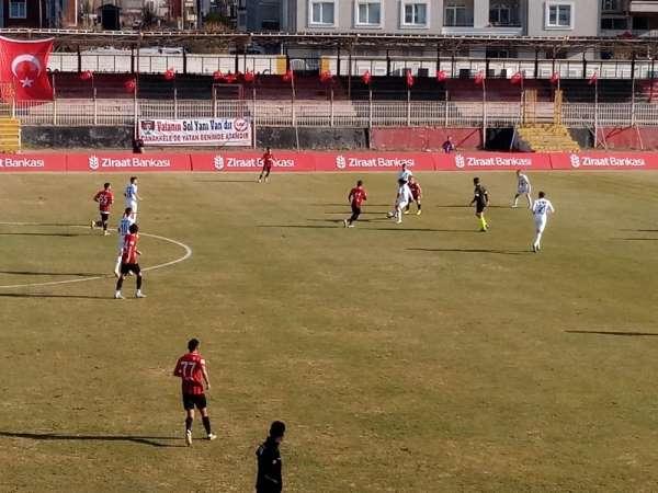 Ziraat Türkiye Kupası: Van Spor FK: 2 - Kasımpaşa: 2