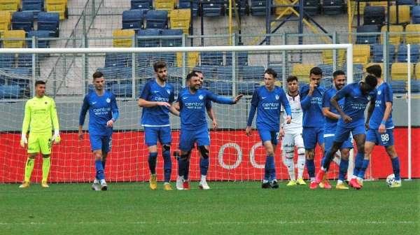 Ziraat Türkiye Kupası: Gençlerbirliği: 0 - Tuzlaspor: 2