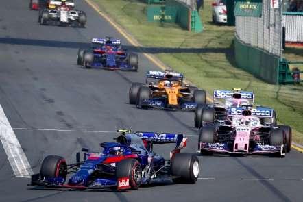 Formula 1'de Avustralya GP'si Valtteri Bottas'ın