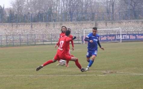 TFF 2. Lig: Niğde Anadolu FK: 0 - Gümüşhanespor: 3