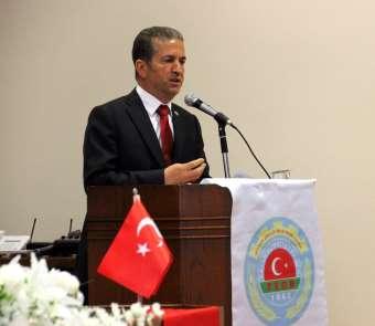 Adana Ziraat Odaları İl Kongresi Temsilci Seçimleri yapıldı