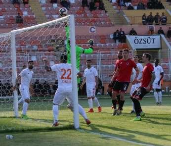 Spor Toto 1. Lig: Adanaspor: 0 - Gençlerbirliği: 1