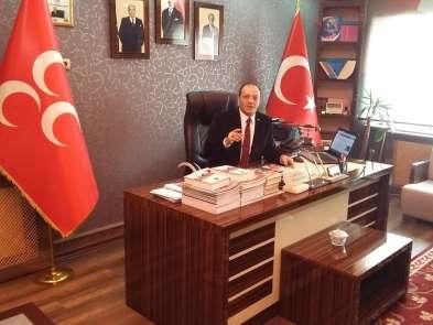 MHP İl Başkanı Karataş'tan 18 Mart Çanakkale Şehitlerini Anma Günü mesajı