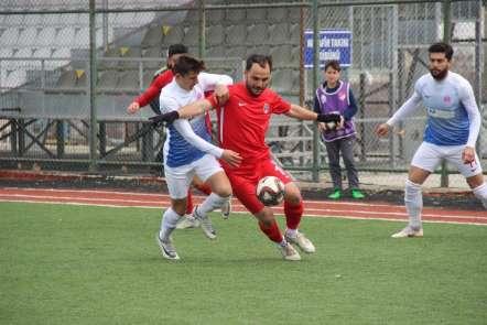 TFF 3. Lig: Elaziz Belediyespor: 4 - Bergama Belediyespor: 1