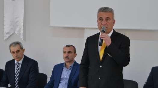Başkan Acar: 'Bizim en önemli yol arkadaşlarımız muhtarlar'
