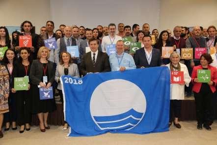 Bodrum'da 7. Plaj Mavi Bayrak Temsilcisi eğitimleri başladı