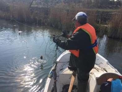 Eskişehir'de av yasağı deneyim çalışmaları
