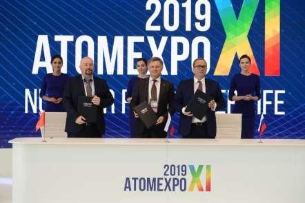 Rosatom'un enerji mühendisliği bölümü ile Türk firması arasında stratejik işbirl