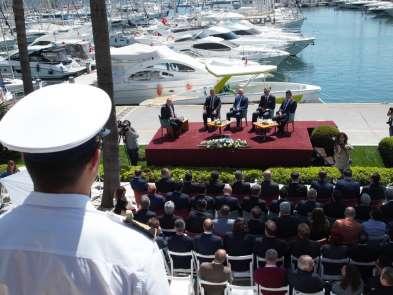 Marmaris'te 'Türk Denizciliğine Bakış' paneli