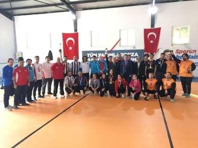 Goalball Kulüpler Turnuvası sona erdi