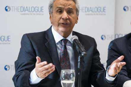 Ekvador Devlet Başkanı: 'Assange elçilik duvarına dışkısını bulaştırıyordu'