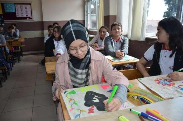 Öğrencilerden çevre dostu çanta