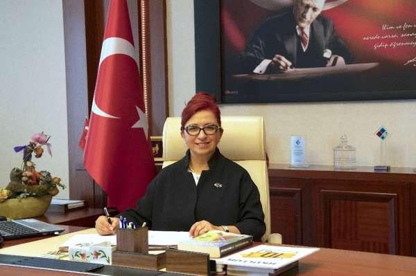 Edibe Sözen'in, 19 Mayıs Atatürk'ü Anma, Gençlik ve Spor Bayramı Mesajı